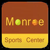 Monroe Sports Center App