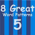 8 Great Word Patterns Level 5 icon