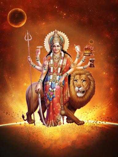 Durga Sherawali Wallpaper