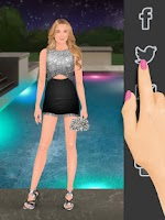 Screenshot of Stardoll Dress Up Movie Stars