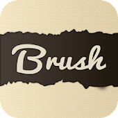 Brush Font for  Flipfont