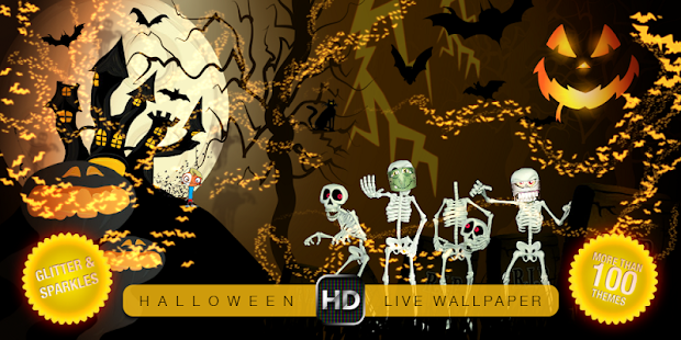 Best Halloween Live Wallpaper  HalloweenNeat_Wallpaper.2.1.0C_b360C180C_3   screenshot