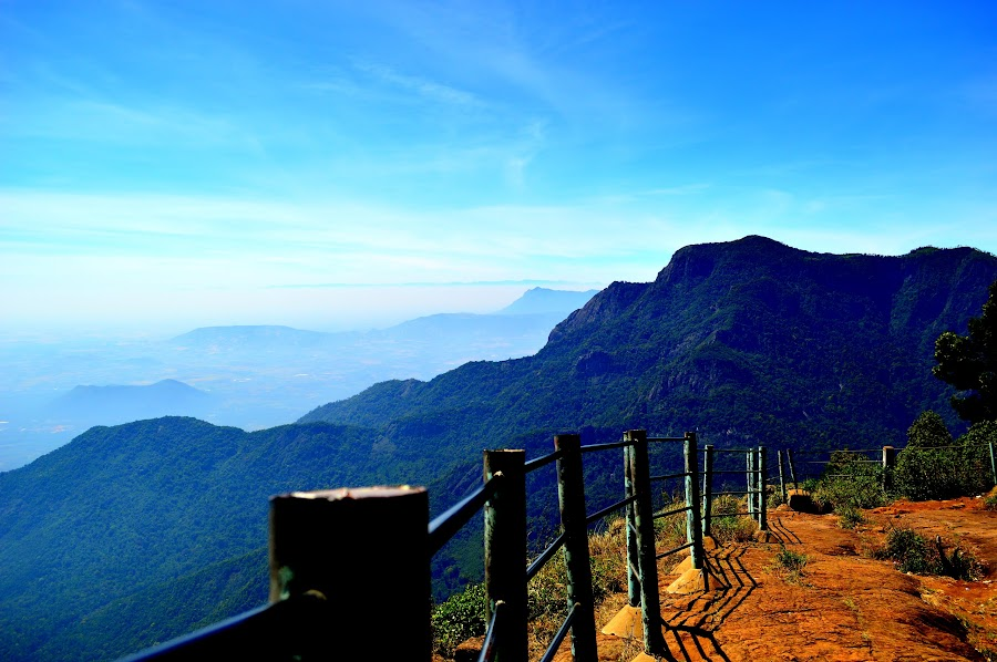 Coonoor by Arjun Chauhan - Landscapes Mountains & Hills ( ooty, landscape, coonoor )