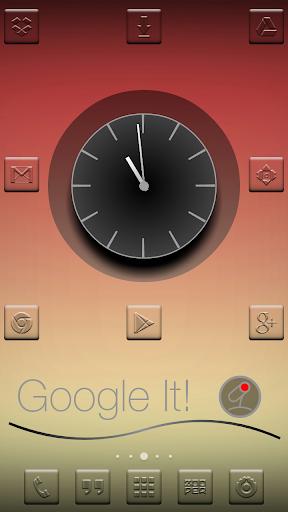【免費個人化App】Graphite Zooper Widget-APP點子