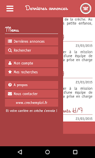 Crèchemploi- screenshot thumbnail
