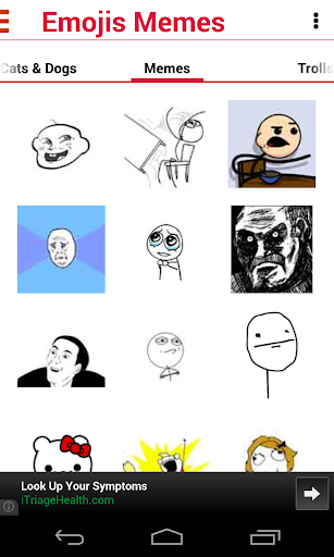 Emojis Meme for chat Premium