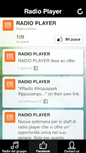 Radio Player- screenshot thumbnail