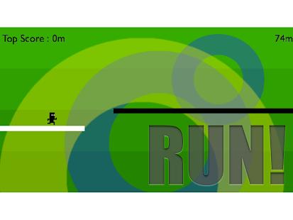 Run! Black&White Screenshot 6
