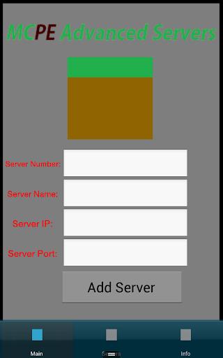 玩免費工具APP 下載MCPE Advanced Servers app不用錢 硬是要APP