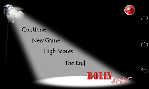 Bollywood game Bolly Spot
