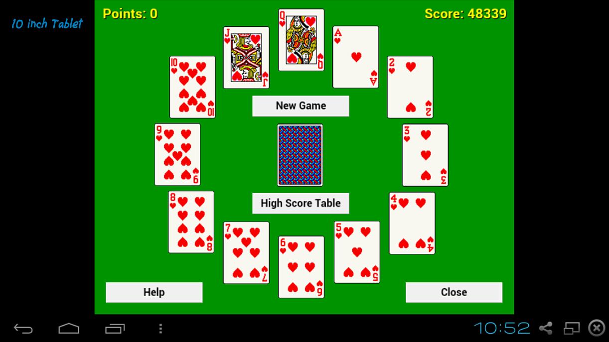 Правила карточных игр для одного игрока: пасьянсы и