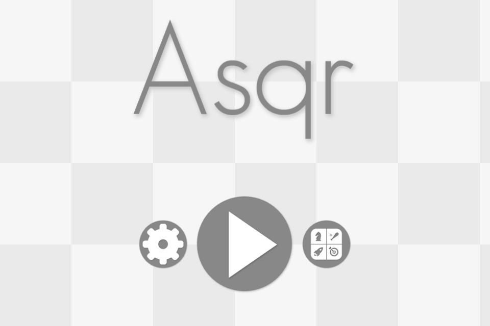 Asqr- screenshot