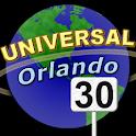 Universal Orlando Wait Times logo