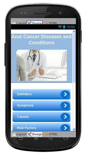 Anal Cancer Disease Symptoms