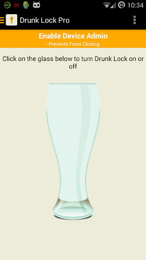 Drunk Lock Pro