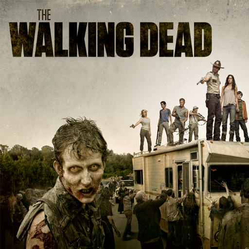 The Walking Dead LOGO-APP點子