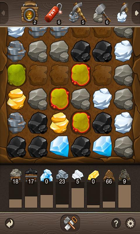Puzzle Craft- screenshot