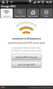 Orange WiFi - screenshot thumbnail