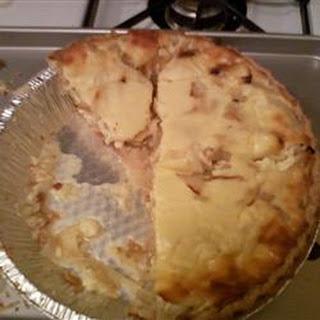 Dad's Onion Pie