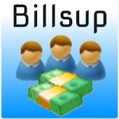 Billsup - split group expenses