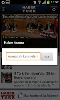 Screenshot of HABERTÜRK
