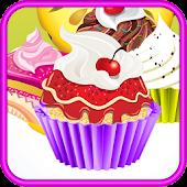 Kwazy Cupcakes - Match Game