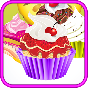 Kwazy Cupcakes – Match Game for PC and MAC