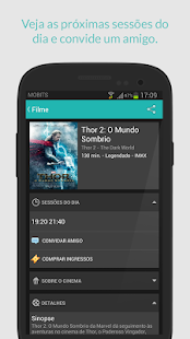 Cine Mobits - Guia de Cinemas - screenshot thumbnail