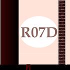 R07D - Diario Biblia y Oración icon