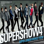 Super Junior's album song