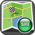 SaudiArabia Offline Navigation icon