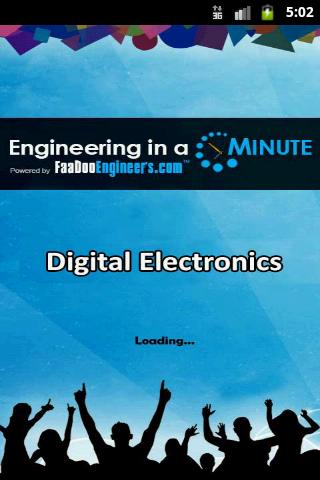 Digital Electronics - I