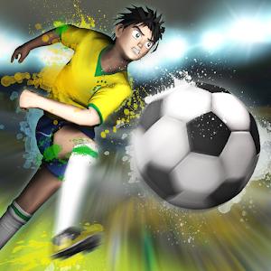 Striker Soccer Brazil 體育競技 App LOGO-硬是要APP