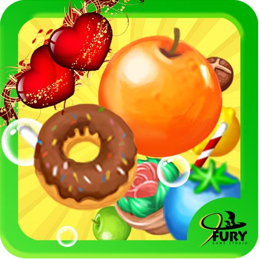 幸せなフルーツファーム 休閒 App LOGO-APP開箱王