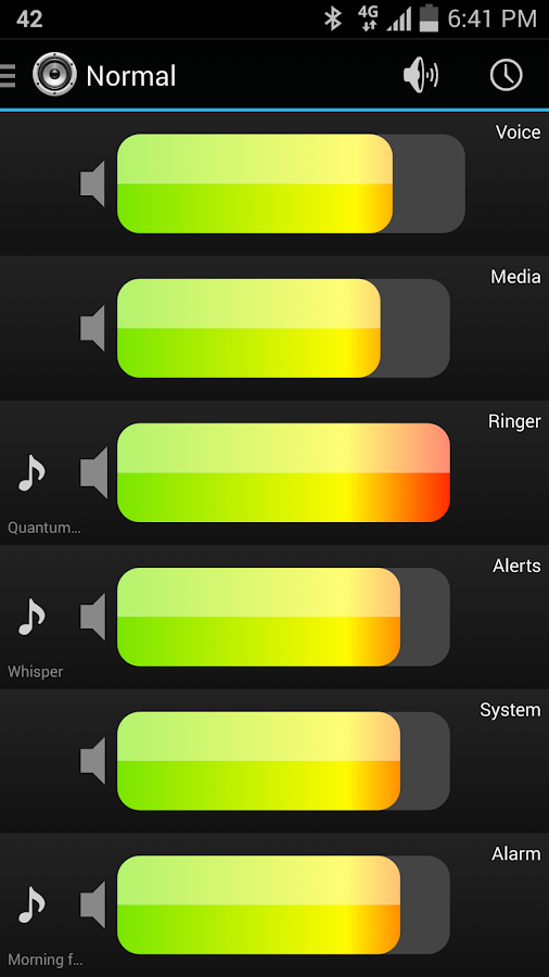 AudioGuru | Audio Manager- screenshot