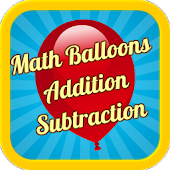 Math Balloons Add Sub