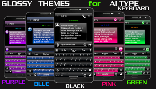 THEME FOR AI TYPE BLACK PINK