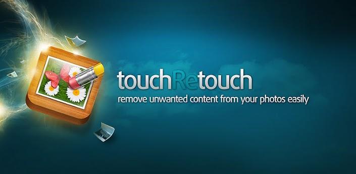 TouchRetouch скачать для андроид - приложение для редактирования фото