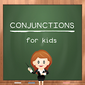 English Conjunctions For Kids