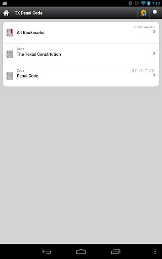 TX Penal Code 2012 Updates