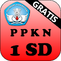 PPKN 1 SD Gratis icon