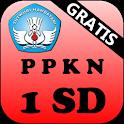 PPKN 1 SD Gratis icon