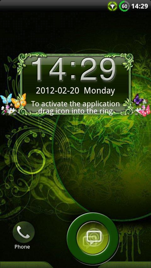 GO Locker Nature V2 Theme- screenshot