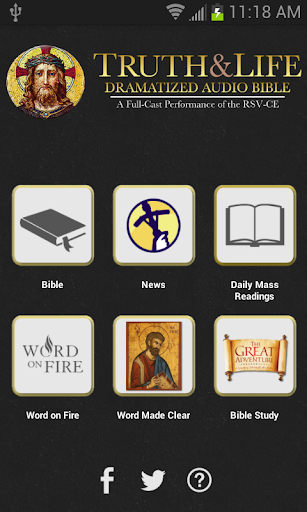 Truth Life RSV-CE Bible