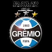 Grêmio Relógio Digital