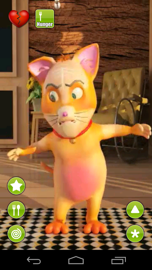 Talking Cat- screenshot