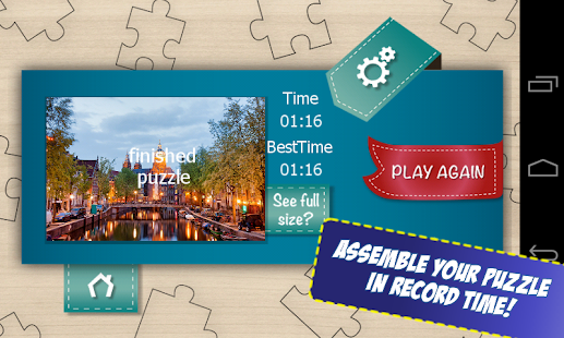 Free Cities Jigsaw Puzzle- screenshot thumbnail