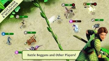 Screenshot of EPIC Battle for Moonhaven