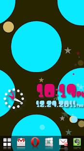 PolkaDotsFlow! Live Wallpaper - screenshot thumbnail