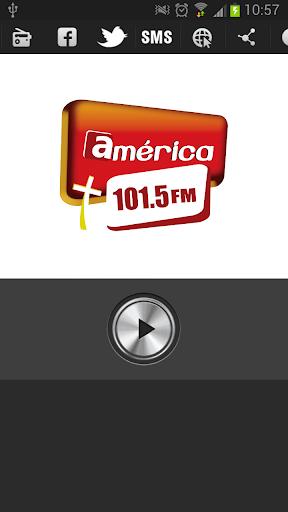 Rádio América 101.5